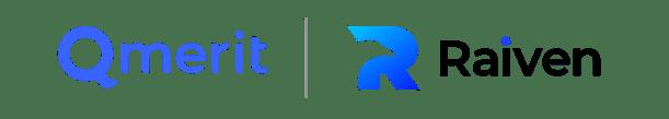 Qmerit Raiven Partnere logos